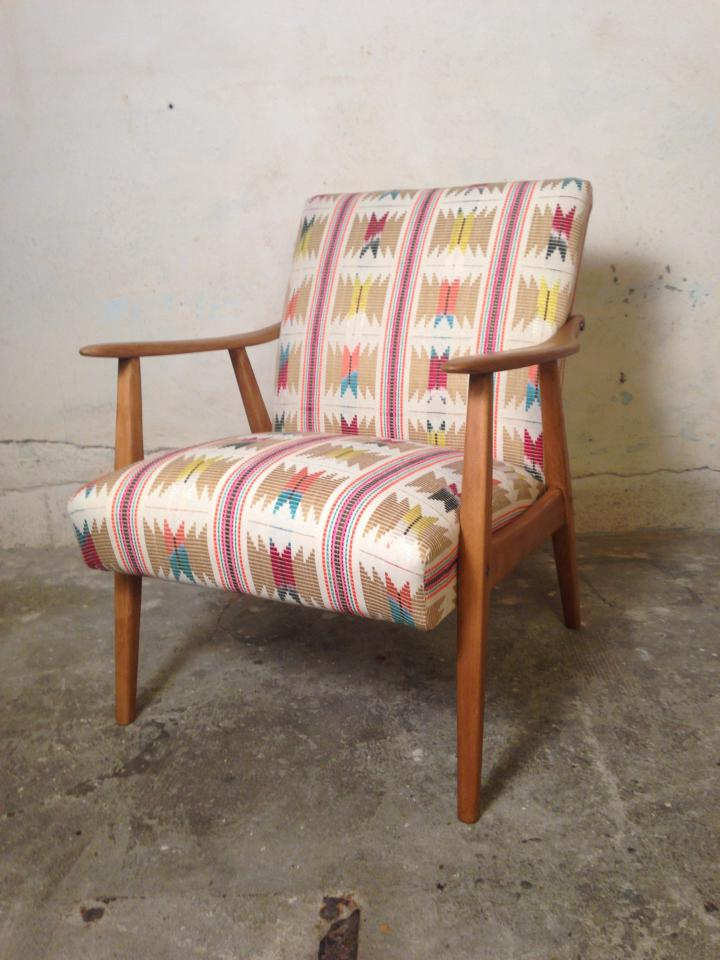 fauteuil Scandinave CollectiveSoul